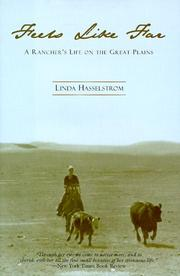 FEELS LIKE FAR by Linda Hasselstrom
