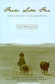 FEELS LIKE FAR by Linda Hasselstrom
