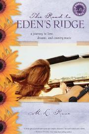 Cover art for THE ROAD TO EDEN'S RIDGE