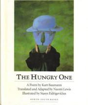 Cover art for THE HUNGRY ONE