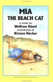 MIA THE BEACH CAT by Wolfram Hänel