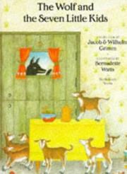 Cover art for THE WOLF AND THE SEVEN LITTLE KIDS