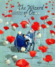Cover art for THE WIZARD OF OZ