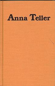 ANNA TELLER by Jo Sinclair