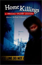 HOME KILLINGS by Marcos McPeek Villatoro