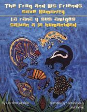 Cover art for THE FROG AND HIS FRIENDS SAVE HUMANITY/LA RANA Y SUS AMIGOS SALVAN A LA HUMANIDAD
