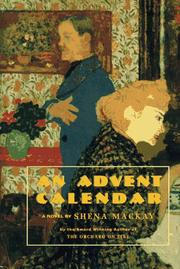 AN ADVENT CALENDAR by Shena Mackay
