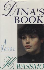 DINA'S BOOK by Herbjorg Wassmo