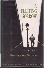 A FLEETING SORROW by Françoise Sagan
