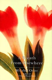 A BREATH FROM ELSEWHERE by Mirabel Osler