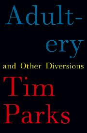 Cover art for ADULTERY AND OTHER DIVERSIONS
