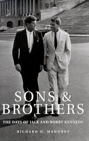 Book Cover for SONS AND BROTHERS