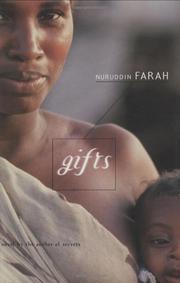 GIFTS by Nuruddin Farah