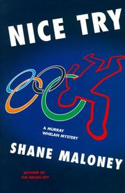 NICE TRY by Shane Maloney