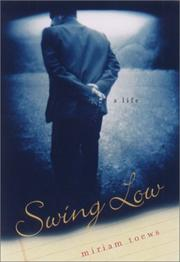Book Cover for SWING LOW