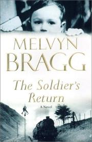 Cover art for THE SOLDIER'S RETURN