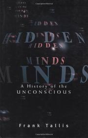 Book Cover for HIDDEN MINDS