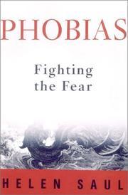 PHOBIAS by Helen Saul