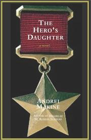 Cover art for A HERO'S DAUGHTER