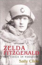 Cover art for ZELDA FITZGERALD