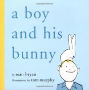 Book Cover for A BOY AND HIS BUNNY