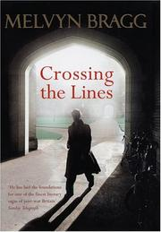 Cover art for CROSSING THE LINES