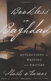 BOOKLESS IN BAGHDAD by Shashi Tharoor