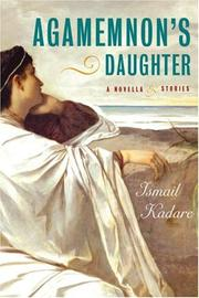 Book Cover for AGAMEMNON'S DAUGHTER