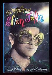 THE MANY LIVES OF ELTON JOHN by Susan Crimp