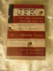 JFK by L. Fletcher Prouty