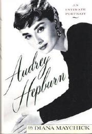 AUDREY HEPBURN by Diana Maychick