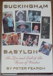 BUCKINGHAM BABYLON by Peter Fearon