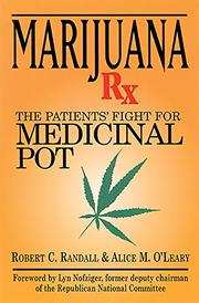 Book Cover for MARIJUANA RX