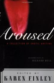 AROUSED by Karen Finley