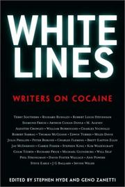 WHITE LINES by Stephen Hyde