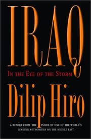 IRAQ by Dilip Hiro