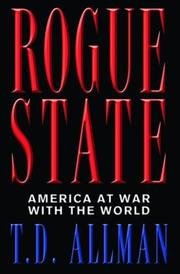 Cover art for ROGUE STATE