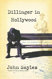 Cover art for DILLINGER IN HOLLYWOOD