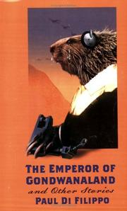 Cover art for THE EMPEROR OF GONDWANALAND