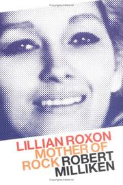 LILLIAN ROXON by Robert Milliken