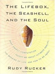Cover art for THE LIFEBOX, THE SEASHELL, AND THE SOUL