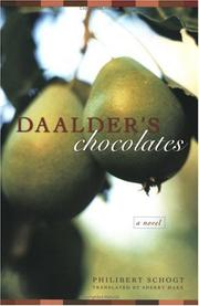 DAALDER'S CHOCOLATES by Philibert Schogt