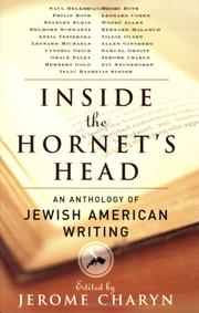 Book Cover for INSIDE THE HORNET'S HEAD