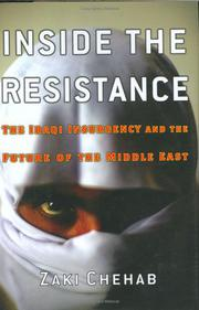 INSIDE THE RESISTANCE by Zaki Chehab