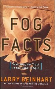 Book Cover for FOG FACTS