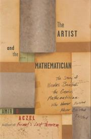 Cover art for THE ARTIST AND THE MATHEMATICIAN
