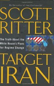 TARGET IRAN by Scott Ritter