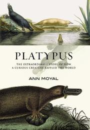 PLATYPUS by Ann Moyal