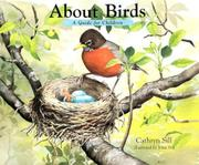 ABOUT BIRDS by Cathryn Sill