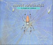Cover art for ABOUT ARACHNIDS